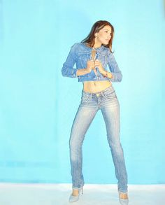 Me in #jeans