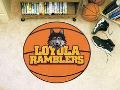 Basketball Mat - Loyola University Chicago