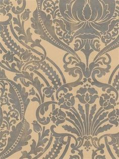 DS106723 | Damask, Stripe & Toile Library Book | TotalWallcovering.Com