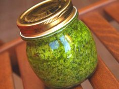 Vegan Recipes, Cooking Recipes, Preserves, Pesto, Pickles, Mason Jars, Food And Drink, Canning, Frosting