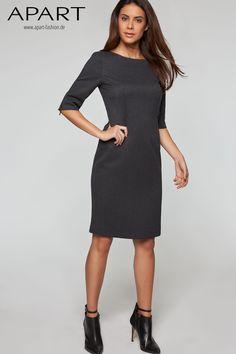 Kleid: http://www.apart-fashion.de/kleider/kurze-kleider/39485-kleid.html   #kleid #businesskleid #businesslook #styling #toplook #getthelook
