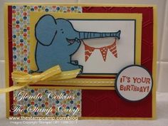 images of stampin up henry says - Google Search