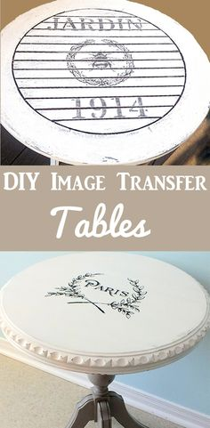 I love transfer projects. Using graphics to enhance a gorgeous piece of furniture is one of my favorite ways to see items from The Graphics fairy used. Today, I am sharing 17 image transfer projects Rustic Furniture, Painted Furniture, Diy Furniture, Furniture Projects, Kitchen Furniture, Vintage Furniture, Furniture Plans, Modern Furniture, Farmhouse Furniture