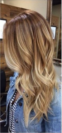 2020 New Arrival Blonde Wigs Medium Champagne Hair - Hair Loss Treatment Warm Blonde Hair, Blonde Hair Shades, Golden Blonde Hair, Blonde Wig, Golden Brown Hair, Blonde Curls, Dark Blonde, Blonde Balayage Honey, Blonde Hair With Highlights
