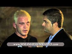 Combat Quest 9 Post Fight Interview With Tsvetomir CeCo Petrushev