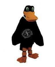 Maskottchen Ente Kostüm 4 (Werbefigur)