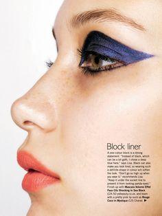 Bella Hadid by Kenneth Wilardt for Elle UK February 2015