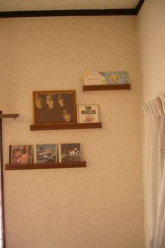 minne(ミンネ)| 壁掛けレール H35  W300 D45