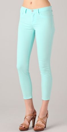 my favorite jeans. Love this color