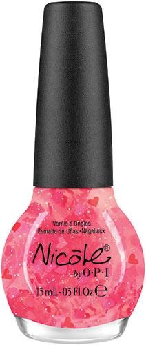 have a heart / nicole by opi..love the Nicole's...need this one!!