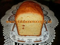 Domáca pekáreň Banana Bread, Food, Recipes, Meal, Essen, Food Recipes, Hoods, Rezepte, Meals