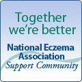 national eczema association  Great info on eczema.
