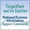 national eczema association  Great info on eczema.