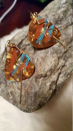 Creator Sings Over You Series in browns turquoise  by HisHeartbeat