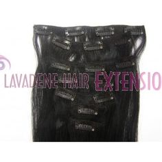 Recommended for those with fine hair wanting to add length. If you want more volume you may want to purchae the 8pce or 3 pce clip hair extensions.