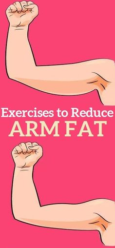 Simple Exercises to Reduce Arm Fat at Home - Womensmap-Arms fat are something a lot of us have to tend to. If you find yourself buying a sweater or cardigan to go with your tank top or usually opt for the long-sleeved dress, then you're not alone. Exercise To Reduce Arms, Reduce Arm Fat, Lose Arm Fat, Fitness Workouts, Easy Workouts, Fitness Diet, Health Fitness, Forma Fitness, Burn Fat Build Muscle