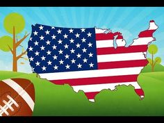 USA Facts for Kids - America - United States - YouTube