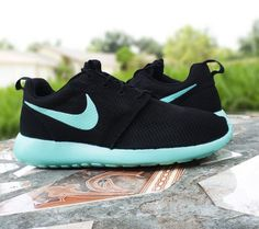Custom Tiffany Roshe Runs! Men's & Women's sizes available on the site!