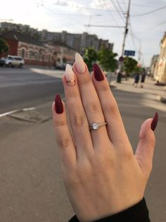 Stiletto nails for street style – Nägel Design - Devil Ongles stiletto. - Stiletto nails for street style – Nägel Design – Devil Ongles stiletto pour le style de - Aycrlic Nails, Cute Nails, Hair And Nails, Fall Nails, Manicures, Coffin Nails, Spring Nails, Glitter Nails, Summer Nails