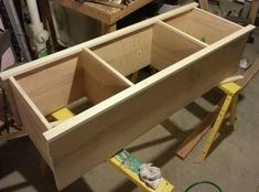 How To Build A TV Stand With Wood