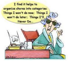 yep... organization.