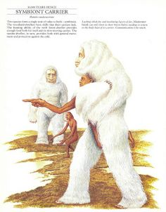 Dougal Dixon - Man After Man : An Anthropology of the Future (1990) 11 by Aeron Alfrey, via Flickr