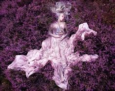 Queen of the fairies: Kirsty Mitchell's rainbow wonderlands – in pictures | Art and design | The Guardian