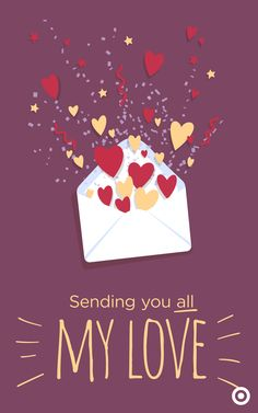 send this valentines day card to a friend or loved one in a pinterest message - Send A Valentines Card