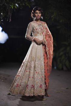 Deepak Perwani Bridal collection 2016 Pics