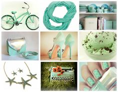 "August is officially in full swing and that means that the end of summer is getting closer. Now if the time to start taking advantage of wearing summer colors before Labor Day hits and our wardrobes shift into fall mode. This month, mint green is making a splash and has been declared the ""go to color of August 2013."""