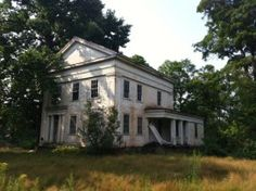 The Forgotten Satis House Windsor Locks East Ct Old Abandoned Houses