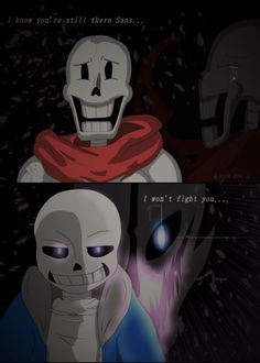 Glitchtale Love pt 2 by michipikachu on Pinterest and Instagram