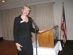 Catherine Hamilton, Campaign Chair