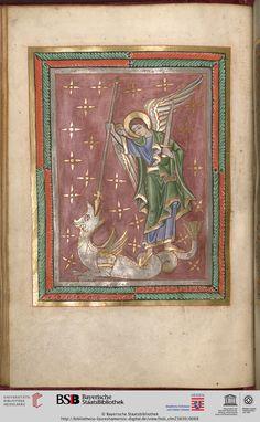 München, Bayerische Staatsbibliothek, Clm 23630: München, Bayerische Staatsbibliothek, Clm 23630 Evangelistarium (wohl Lorsch, 1. Hälfte oder Mitte 11. Jh.)