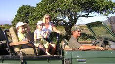 A kid-friendly African safari experience at Garden Route Game Lodge, South Africa is an amazing adventure for the whole family.