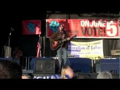 Which Side Are You On? - Jackson Browne - Madison, WI - Get Out The Vote Rally
