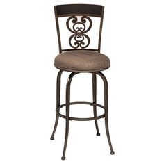 Hillsdale Andorra Swivel Counter Stool - 5694-827