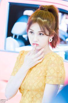 Kpop Girl Groups, Korean Girl Groups, Kpop Girls, Jung Chaeyeon, Choi Yoojung, Kim Sejeong, Jeon Somi, Ioi, The Most Beautiful Girl