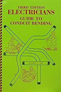 ELECTRICIANS GUIDE TO CONDUIT BENDING Electrical Code, Electrical Wiring Diagram, Electrical Tools, Electrical Projects, Electrical Installation, Conduit Bending, 3 Way Switch Wiring, Electrician Work, Libros
