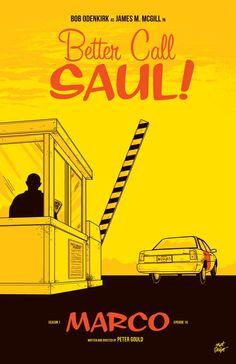 Better Call Saul, Лучше звоните Солу