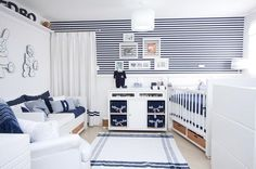 Baby room for boys