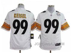 http://www.jordanaj.com/nike-nfl-pittsburgh-steelers-99-keisei-white-game-jerseys.html NIKE NFL PITTSBURGH STEELERS #99 KEISEI WHITE GAME JERSEYS Only 20.94€ , Free Shipping!