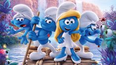 Cool Smurfs The Lost Village