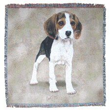 Beagle Puppy Throw http://www.abentleycushions.co.uk/detail.asp?pID=2134