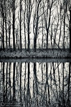 untitled by Jobst D. Küker on Fotoblur | Landscape Photography I like how the reflection on the water is and how they captured it.. 2