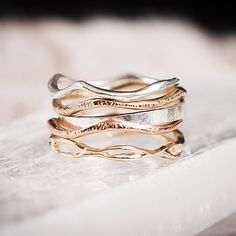 Available in silver, 14k gold, 14k rose gold, or 14k white gold