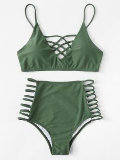 2020 Women Swimsuits Bikini Best Swimsuits For Curves Butterfly Thong Sporty Beachwear Criss Cross Bathing Suit One Piece Bathing Suits For Teens, Summer Bathing Suits, Swimsuits For Teens, Swimsuits For Curves, Cute Bathing Suits, Cute Swimsuits, Women Swimsuits, Crochet Bathing Suits, Bikinis Lindos