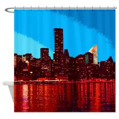 Sold today for two times: #NewYork005 #Shower Curtain #JAMFoto #Cafepress
