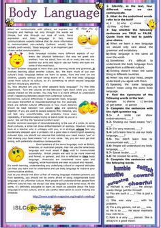 A collection of English ESL reading comprehension exercises, Intermediate reading-comprehension-activities to teach about for Intermediate level English Reading, English Writing Skills, English Lessons, Learn English, English Story, English Resources, English English, English Tips, Comprehension Exercises