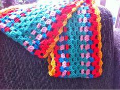 BY JM: Hoe het begon met een sjaal en eindigde....